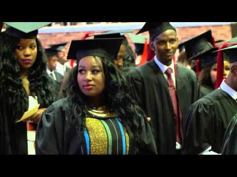 Qwaqwa Campus graduates encouraged to face the world with confidence