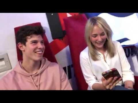 [INTERVIEW] Shawn Mendes - Fan Q&A - NRJ SWEDEN