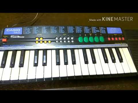 How to play swag se swagat on keyboard (casio)