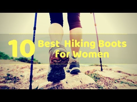 10 Best Hiking Boots for Women Tactical Gears Lab 2020