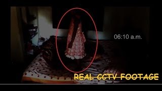 Repeat youtube video Girl get possessed by ghost?? Scary ghost girl caught on CCTV Camera :