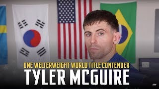 ONE Feature   Tyler McGuire's Martial Arts Journey