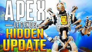 Apex Legends Pathfinder Update! (HIDDEN CHANGE)