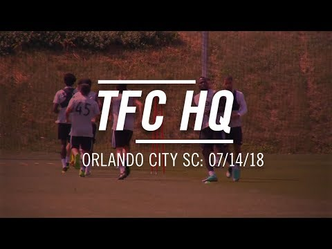 TFC HQ: Toronto FC at Orlando City SC - July 12, 2018