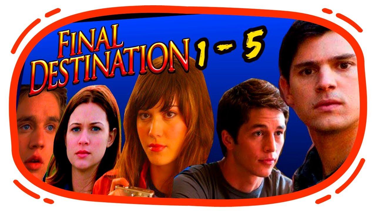 Melihat Masa Depan Sebelum Kecelakaan Alur Cerita Final Destination 1 5 2000 2011 Youtube