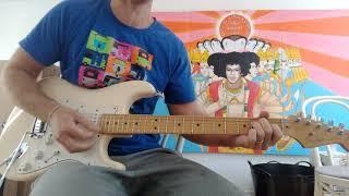 Jimi Hendrix Drifting