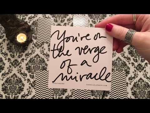 Aquarius February 2018 - Miracles: they're comin' at ya!