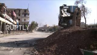 Syria  SAA continue to liberate parts of Aleppo's Old City