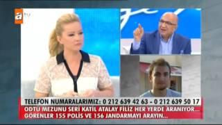 ODTÜ mezunu seri katil Atalay Filiz her yerde aranıyor! - Müge Anlı İle Tatlı Sert 1645. Bölüm - atv