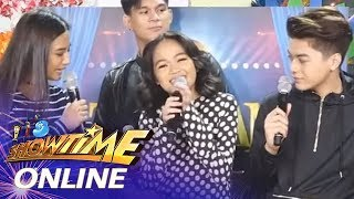 It's Showtime Online: Janine Berdin shares her acting stints before