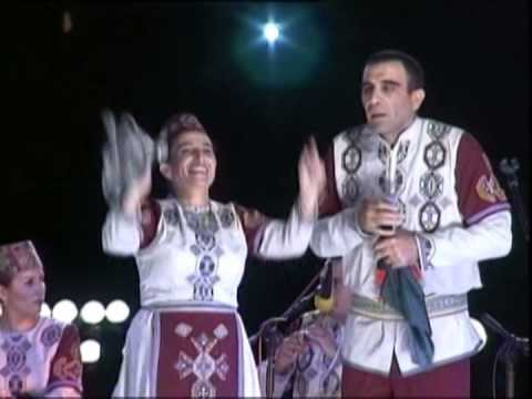 Shoghaken Ensemble - Armenian folk dance MAYROKE
