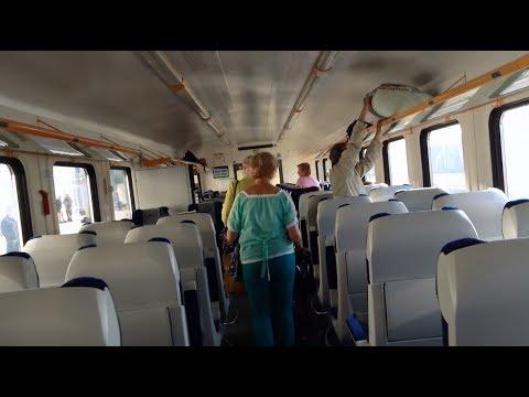 ЭД4М-0455, маршрут: Владимир - Москва (Экспресс)