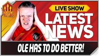 Goldbridge Solskjaer Rant Man Utd News Now
