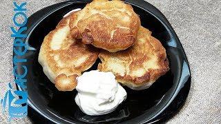 Оладьи на сметане рецепт | Урок по приготовлению вкусных и пышных оладьев