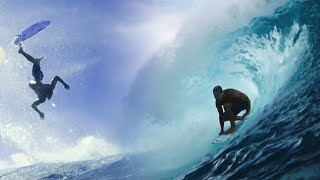 Big Wave Surfing: The New Ritual | Extraordinary Rituals | Earth Unplugged