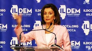 "LOL: Nancy Pelosi Calls Mitch McConnell ""Moscow Mitch"""