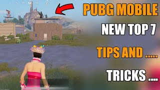 Pubg Mobile Top 7 New Ledge Grab Tips And Tricks !! Pubg Mobile New Tips And Tricks Hindi