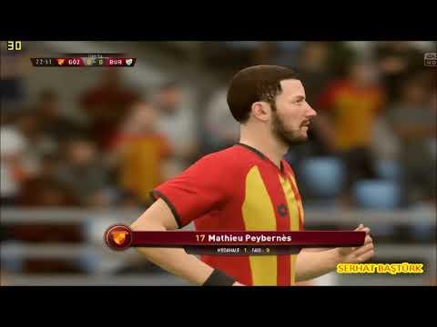 Fifa 18 GöztepeTezahüratları ve gol müziği (SERHAT BAŞTÜRK)