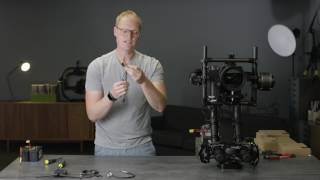 Learn how to quickly setup and build the MōVI XL. This goes through...