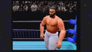 SS: All Japan Pro-Wrestling featuring Virtua