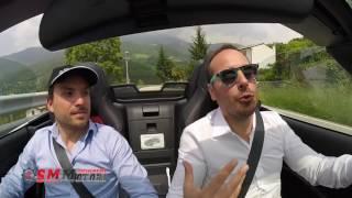 Nuova 124 Abarth test drive 2016