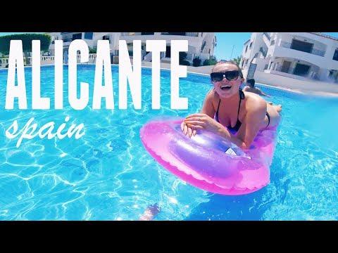 GIRLS HOLIDAY! ALICANTE 2017