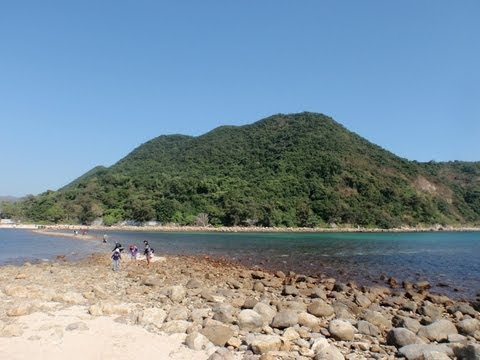I love hk Series - Sharp Island. An Unique Experience in Hong Kong.