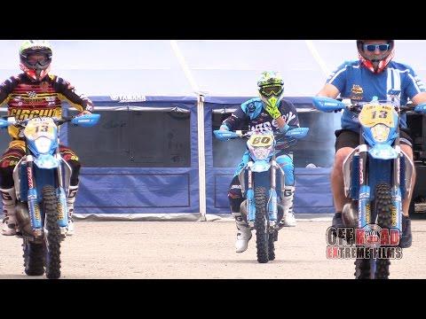 Enduro GP Greece 2016 Secret Training Spot