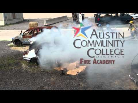 Austin Community College Fire Academy - Give back to the community