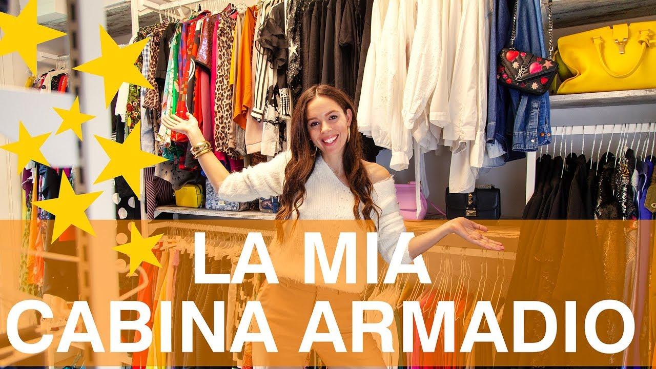 La Mia Cabina Armadio.Closet Tour La Mia Cabina Armadio Dei Sogni E Come L Ho