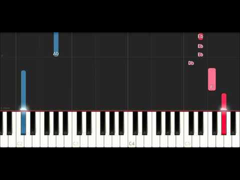 Imagine Dragons - Whatever It Takes (SLOW EASY PIANO TUTORIAL)