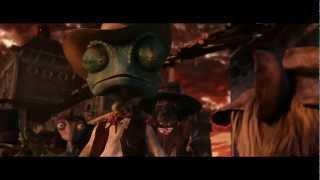 Rango - trailer ita HD
