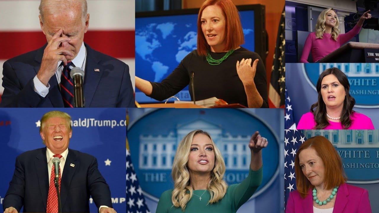 ?Sleepy vs. ?Tumpet:  The Press Secretary Battle