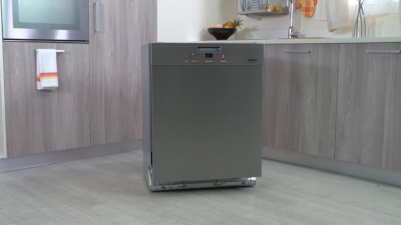 ePRICE Video Recensione Lavastoviglie MIELE G4930SCU-CLST - YouTube