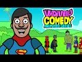 SuperHero Cartoon - Vadivelu Comedy Animated Version | Kaipulla (Ep #1)