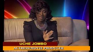 UCHE JOMBO in chat with Thecla WilkieTalks about Movies Men and Marriage