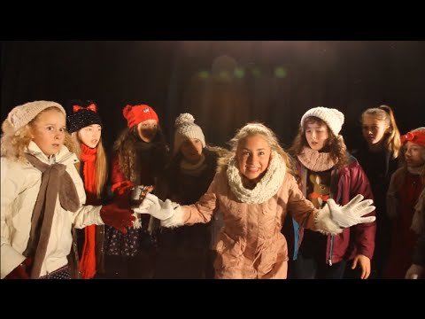 There is a Santa Claus (Elf) COVER by Spirit Young Performers Company