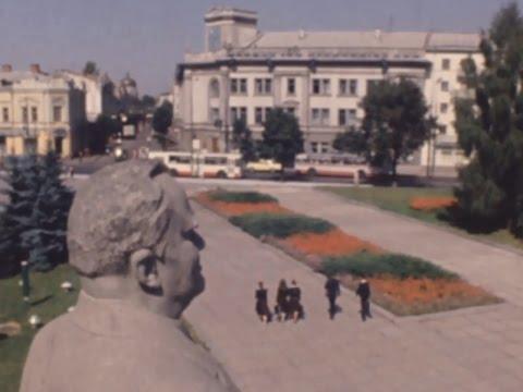 Кинолента «Житомир 1983» выкуплена из архива кинофотодо...