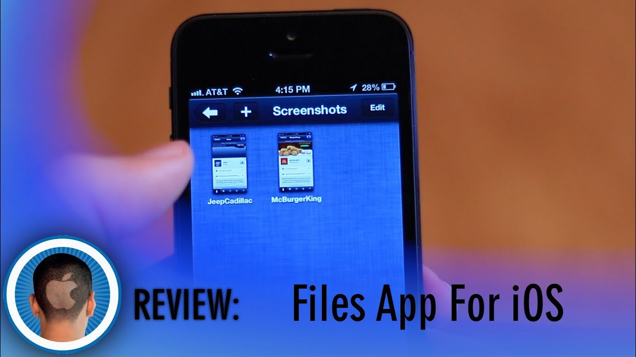 Files App Is A Beautifully Designed File Manager For iOS