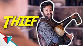 Stealing from shopkeepers in Skyrim - Thief