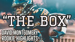 "David Montgomery ROOKIE SEASON HIGHLIGHTS ᴴᴰ || ""The BOX"" (Chicago Bears Hype)"