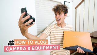 Best Vlogging Camera + Gear + Equipment for Travel in 2018 / 2017