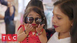 Clothes Shopping When You're 2 Feet Tall | World's Smallest Woman: Meet Jyoti