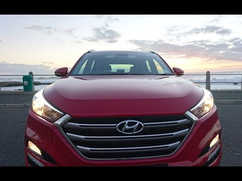 2016 Hyundai Tucson - The Tucson Is Back