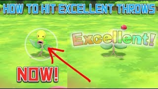How To Hit Excellent Throws In Pokemon Let's Go!