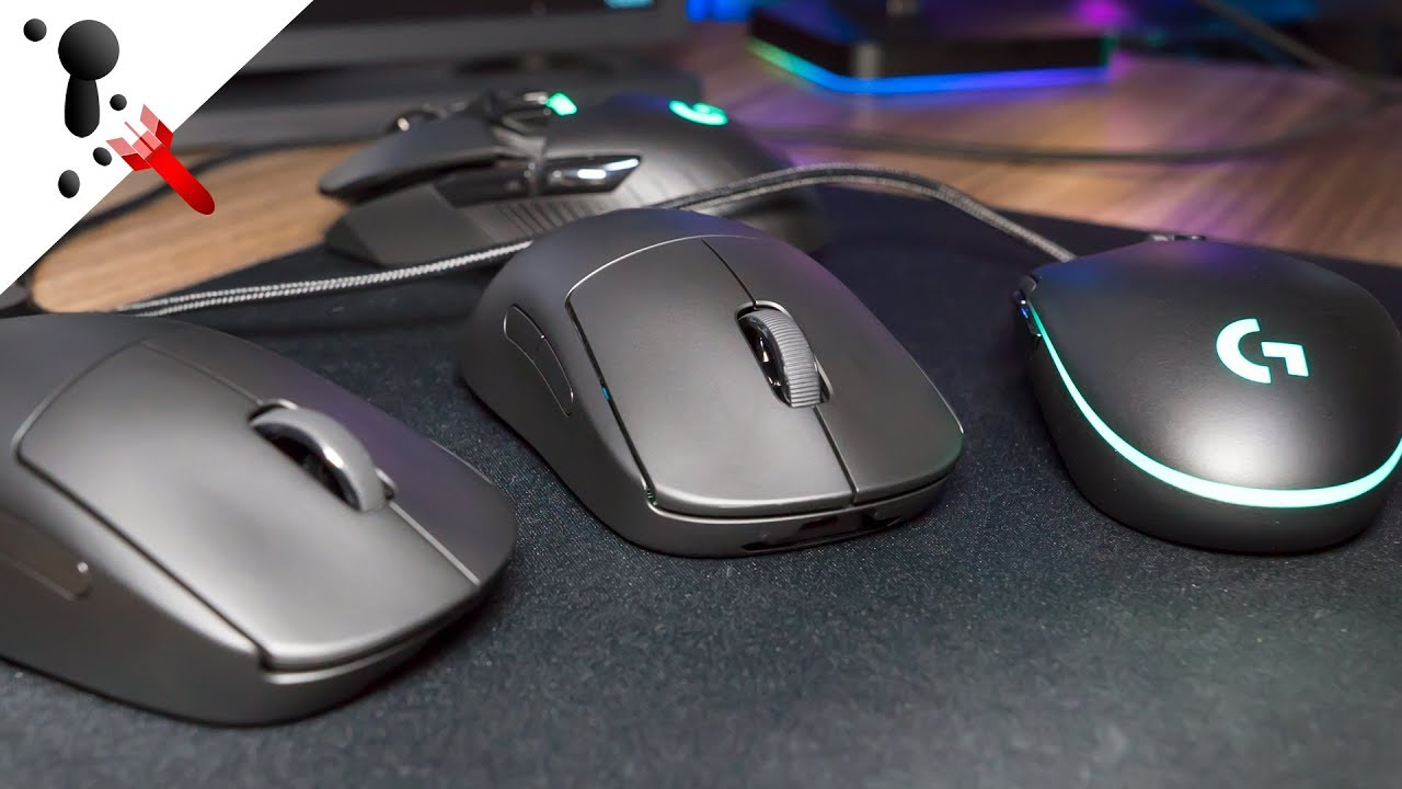 Logitech G Pro VS G Pro Wireless and Button Issue Update