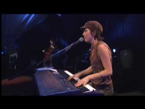 Missy Higgins - Any Day Now (Live)