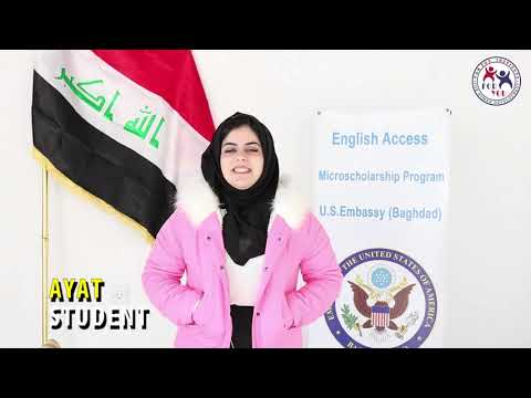 English Access Micro-scholarship Program (Iraq-Kirkuk) at For You Institute