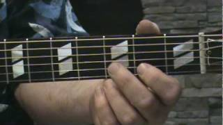 Guitar Lesson 4 of 6 Hard Time Killing Floor Blues
