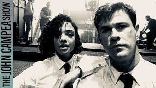 First Look At Men In Black Spin-Off - The John Campea Show